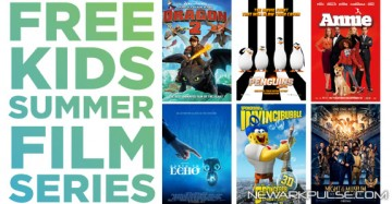 Summer 2015: Free Kids Film Series