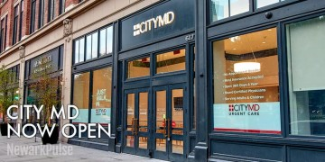 Now Open: City MD in the Hahne's Building