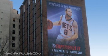 Newark welcomes Deron