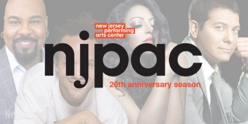 Celebrate NJPAC's 20th Anniversary with $20 Tickets to 20 Performances