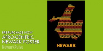 Pre-Purchase: Afro Centric Newark Poster