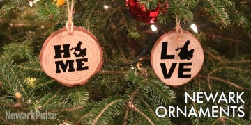 Holidays 2019: Newark Ornaments