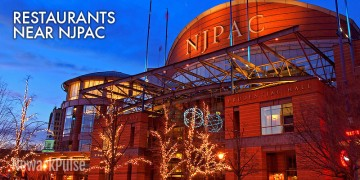 Restaurants Near NJPAC
