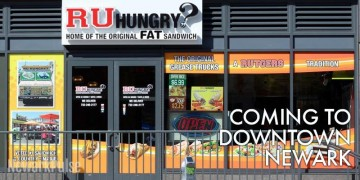 RU Hungry (of New Brunswick) Coming to Downtown Newark