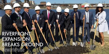 Riverfront Expansion Breaks Ground