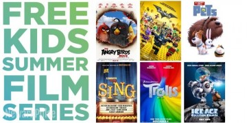 Summer 2018: Free Kids Summer Films at CityPlex