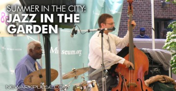 Summer 2016: Jazz in the Garden
