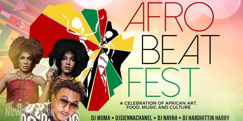 The Rundown for Saturday's Afro Beat Festival