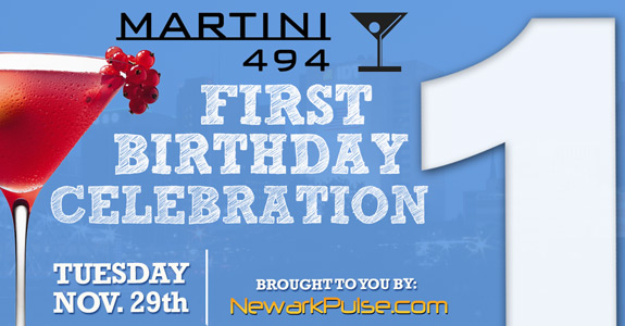 Martini 494 Birthday Party Photos