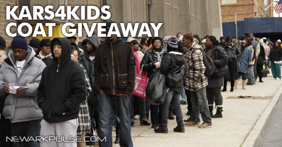 Kars4Kids Coat Giveaway