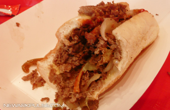 Food Porn: Cheesesteaks