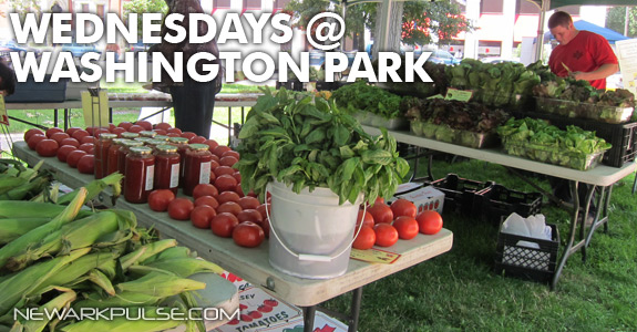 Wednesdays at Washington Park