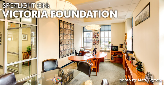 Spotlight on Victoria Foundation