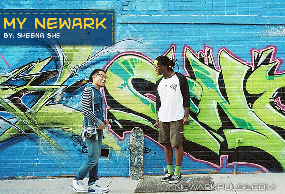 My Newark: Friends & Graffiti