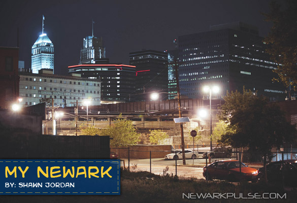 My Newark: Night Skyline