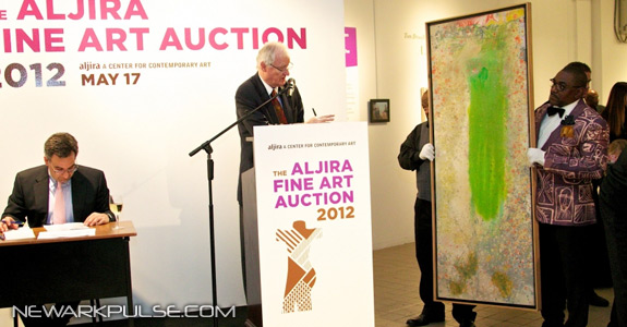 Tonight: Aljira Art Auction