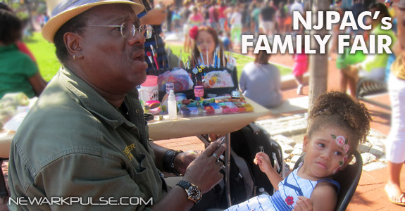 Photos: NJPAC Family Fair 2013