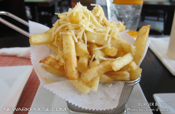 Food Porn: Truffle Fries