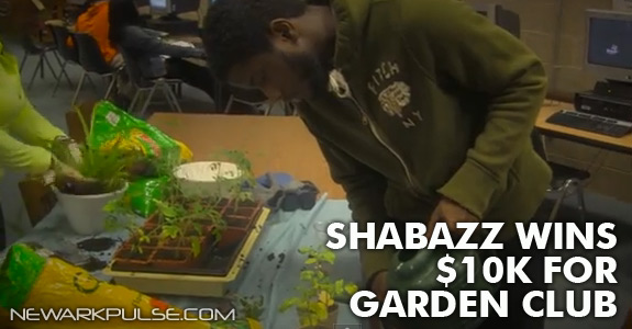 Shabazz HS Receives 10K Grant
