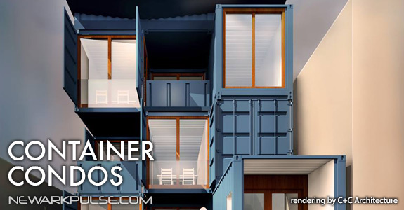 Coming Soon: Shipping Container Condos