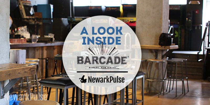 A Look Inside: Barcade