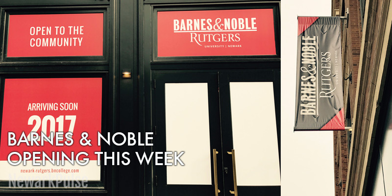 Barnes & Noble College Store to Open this week