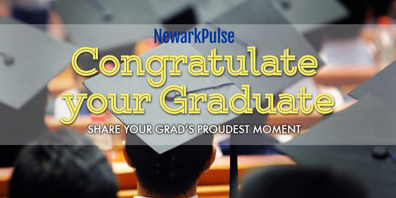 Congratulate Your Graduate 2016