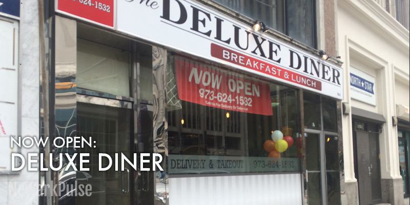 Business Spotlight: Deluxe Diner