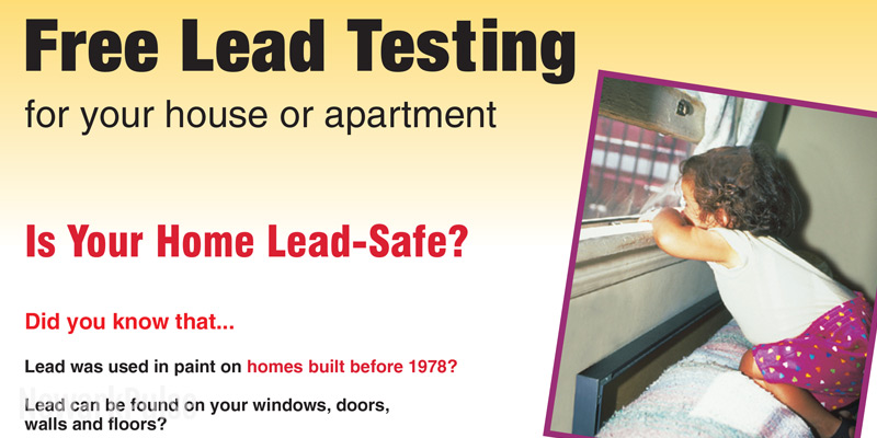 Free Lead Testing and Remediation by La Casa De Don Pedro
