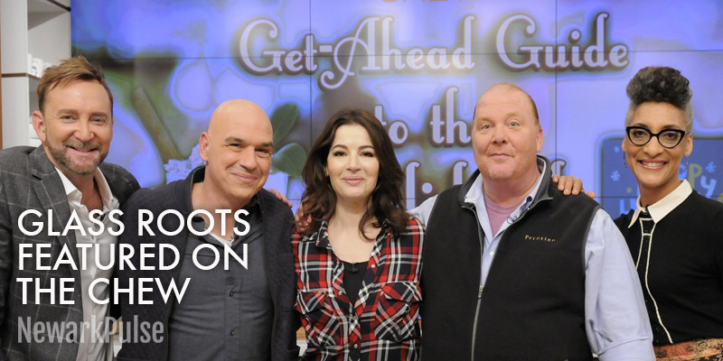 GlassRoots to be featured on The Chew