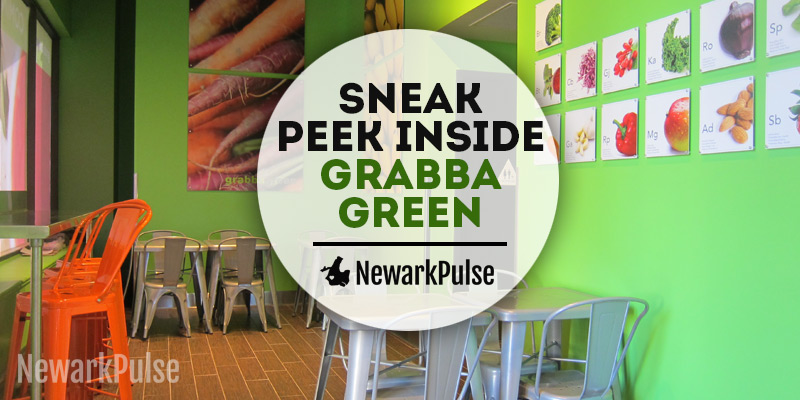 Sneak Peek Inside: Grabba Green