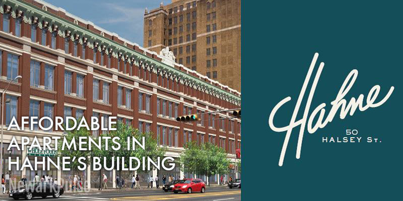 Hahne's Building to Offer 64 Affordable Apartments