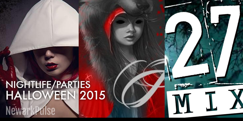Halloween 2015: Parties and Nightlife
