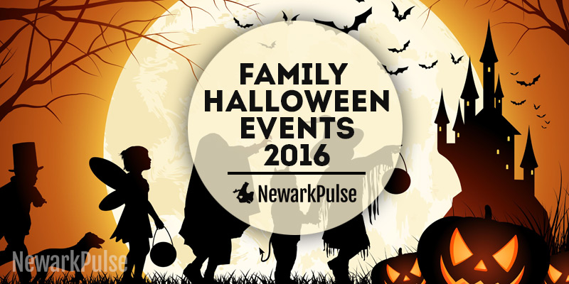 10+ Family Friendly Halloween Events
