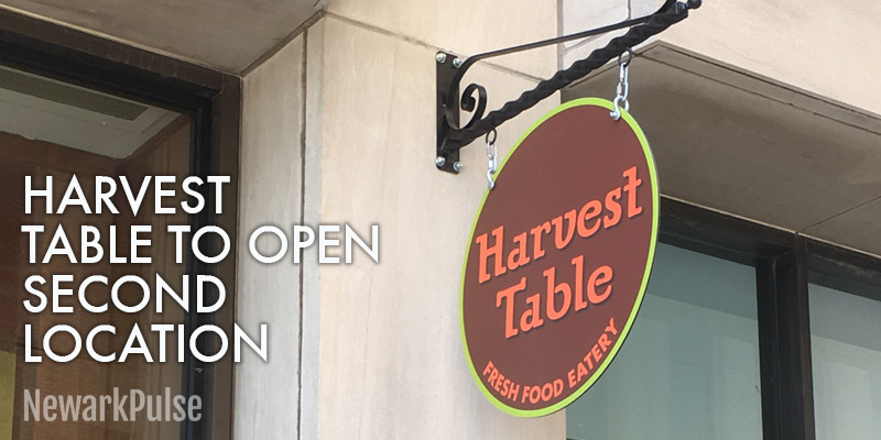 Harvest Table to Open Second Location Downtown