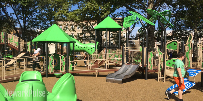 Independence Park Reopens