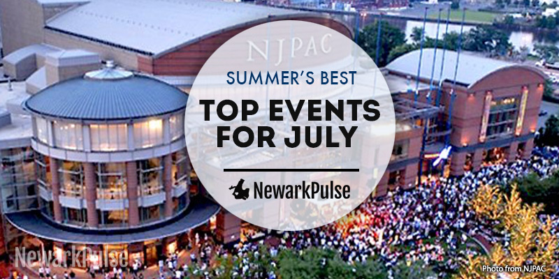 Our Top 12 Events for July 2016