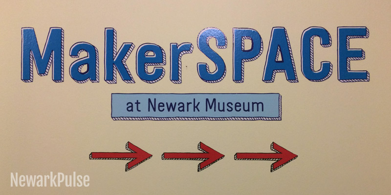 Inside Newark Museum's MakerSPACE