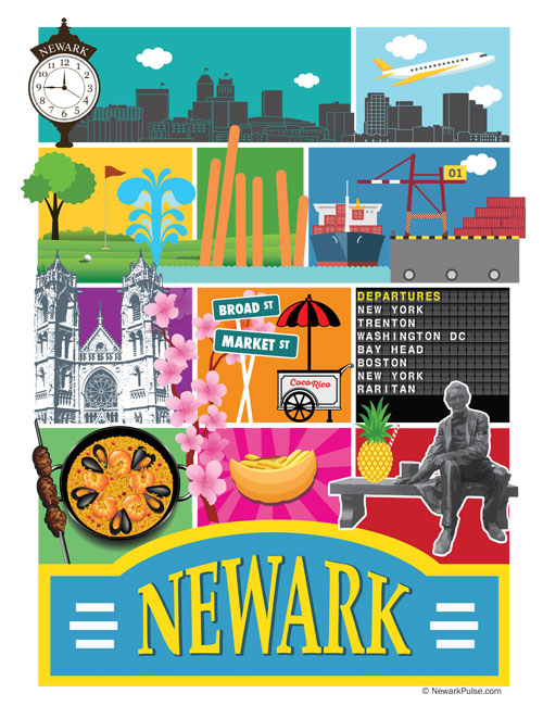 Newark Landmarks