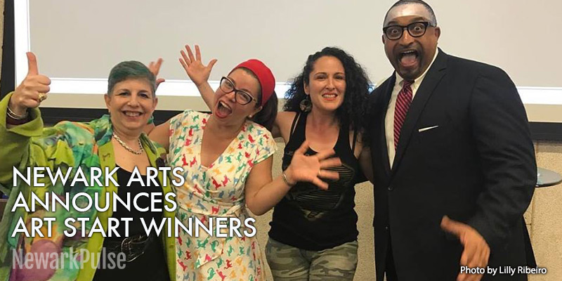 Newark Arts Announces Art Start Winners