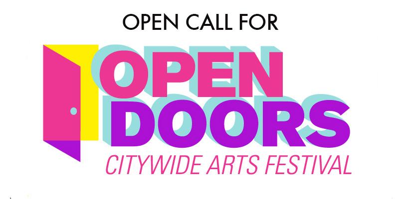 Open Call for Open Doors 2016