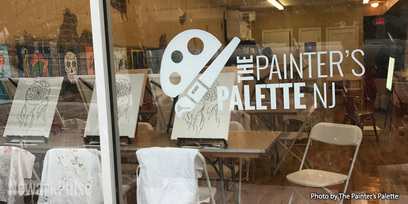 Painter's Palette Store