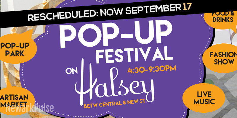 Halsey Festival Rescheduled to 9/17