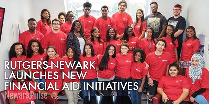 Rutgers-Newark Announced Major Financial Aid Initiative