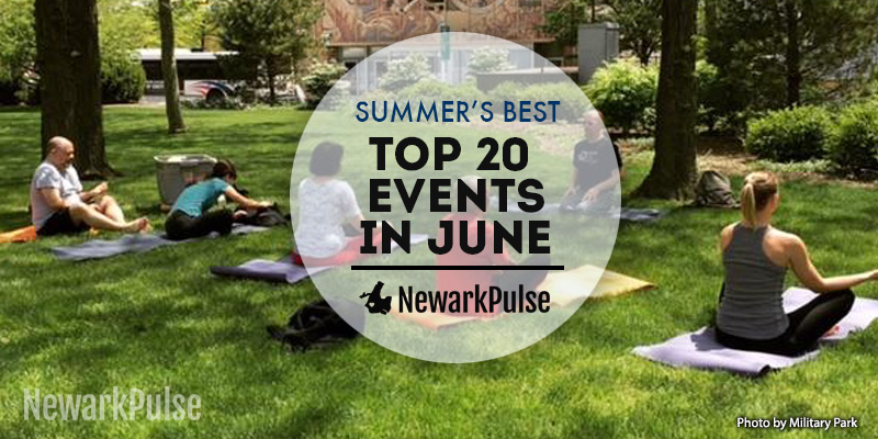 Top 20 Events to do in Newark for June 2016