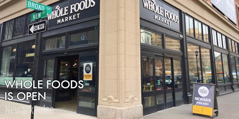 WholeFoods Opens with Newark Connections