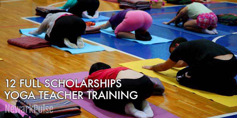Full Yoga Teacher Training Scholarships for Newark Residents